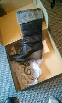 Womens timberland boots size 8 St. Catharines, L2M 7T9