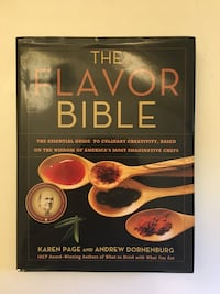 The Flavor Bible book