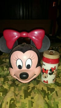 Vintage Minnie Mouse lunch box Lake City, 29560