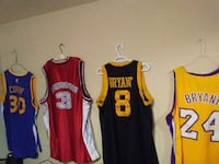 Basketball jerseys  Victoria