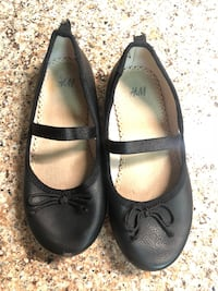 Little girl size 9.5 ballerina flats  Woodbridge, 22191