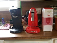 2 Melitta coffee maker tea maker  West Valley City