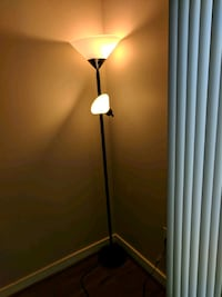 Floor lamp.  Arlington, 22202