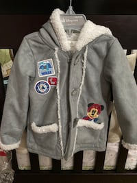 Mickey Mouse Jacket (Sz 18-24 months)