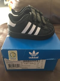Toddler Adidas Superstar Running Shoe Toronto, M5A