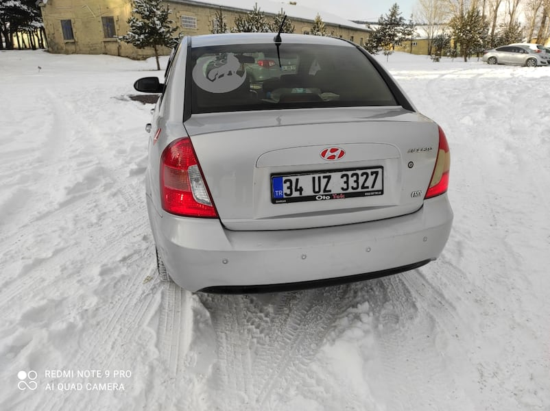 2011 Hyundai Accent ERA 1.5 CRDI MODE 3