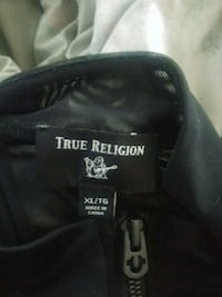True religion track suit. Crop top sweater. Open to offers Vancouver, V6Z 1P5