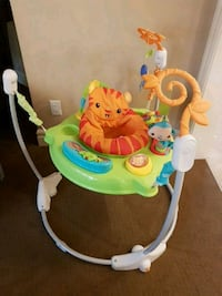 Fisher price Exersaucer. Sherwood Park, T8H 0K5