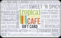 $25 Tropical Smoothie Gift Card