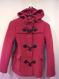 B/N Authentic women's Burberry Wool coat Size 2US Vancouver, V6B 8P6