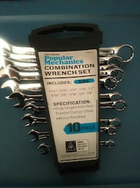 stainless steel combination wrench set Norfolk, 23518
