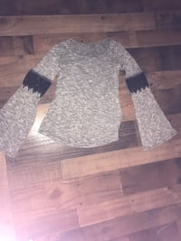 Black and Grey Sweater Cary, 60013