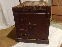 Travel Chest from China with all original hardware