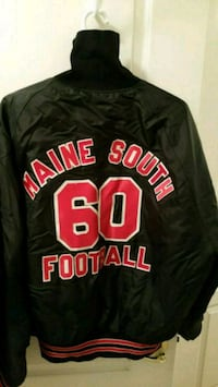 Maine south high school football jacket  from 80s Plainfield, 60544