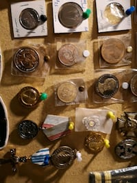 assorted colors embellished  orders coins St. Catharines, L2R 4K8