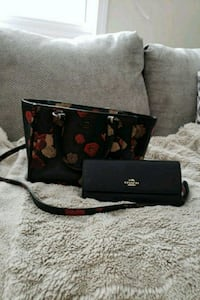 coach limited edition bag and wallet Edmonton, T6J 5M9
