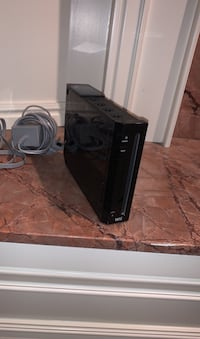 Black Nintendo Wii Game console West Valley City