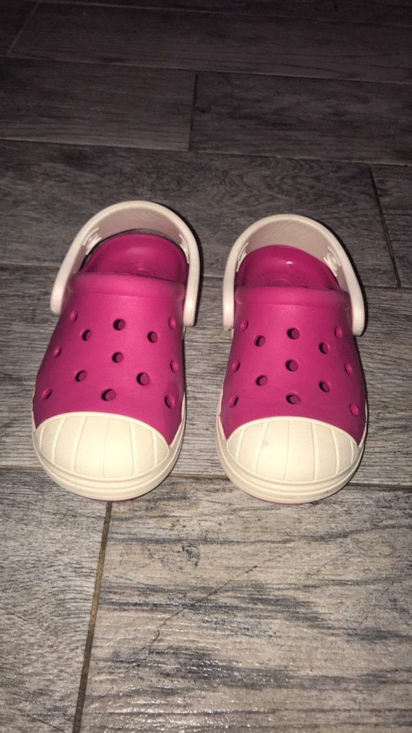 d31ea9307 Used Kids Crocs Bump It Clog for sale in Bayonne - letgo