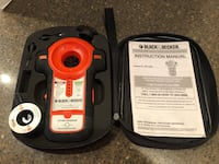 Black & Decker Bullseye Laser Level and Stud Finder