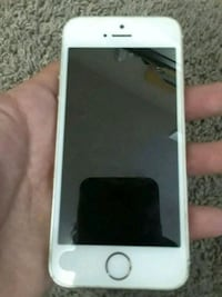 silver iPhone 6 with white case San Jose, 95125