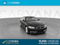 2011 BMW 3 Series 335i Convertible 2D Fort Myers