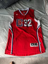 Blake Griffin Clippers Jersey Medium