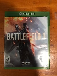 Battlefield 1 Xbox One game case Maple Ridge, V2X 8Z5