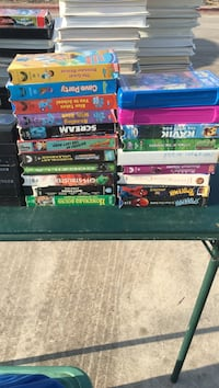 vhs tape lot San Marcos, 78666