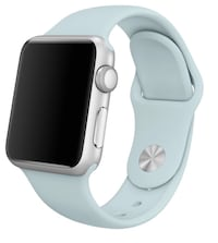 Apple Watch Sport Band Turquoise