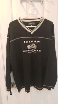 Indian Motorcycle long sleeve 2xl Richmond, V6V 2L8