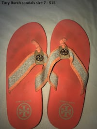 Tory Burch Sandals Size 7 Germantown