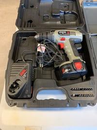 Skil 12 Volt High Performance Cordless Drill with Battery and Charger