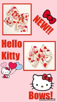 Hello Kitty Bows  Brownsville, 78520