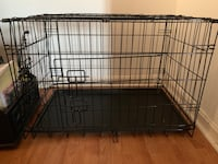 Small dog crate  Derwood, 20855