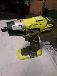 Brand new impact wrench