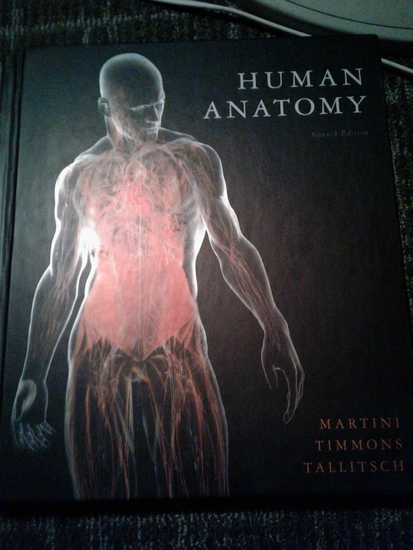 Used Textbooks (anatomy, physiology, psychology, epidemiology, lab ...