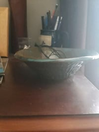 Sea green/blue handmade bowl Hagerstown, 21742