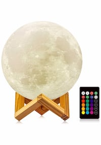 MOON LAMP WITH REMOTE BRAND NEW Victorville, 92392