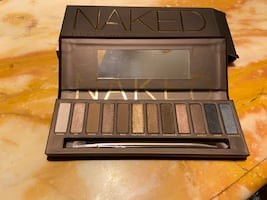 NAKED eye palette