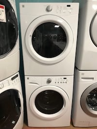 Kenmore Front load washer and electric dryer set  Windsor Mill, 21244