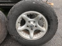 Ram 1500 factory off road wheels Silver Spring, 20902