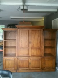 Tv stand/bookcase/cabinets Byron, 31008