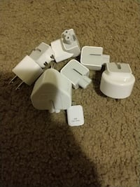 assorted power adapter Riverbank, 95367