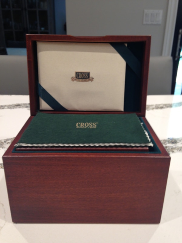 CROSS 150th Anniversary Limited Edition Fountain Pen 7688ae3e-32db-4a6e-8728-a841d7a08c6f