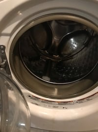 White front load washing machine Germantown, 20876
