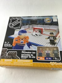 NHL Hockey Buildable Playmaker Set Centreville, 20120