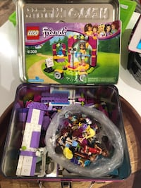 LEGO Friends pieces and Minifigures Toronto, M6C 3T5