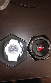 Mens white GSHOCK watch Markham, L3T 1Z7