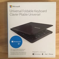 Microsoft Universal Foldable Keyboard Los Angeles, 90026
