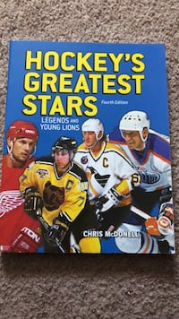 Hockey's Greatest Stars - 4th Edition
